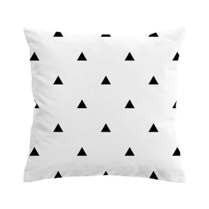 Cushion Cover Geometric Printed