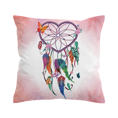 Dreamcatcher Cushion Cover Pillow Case Throw