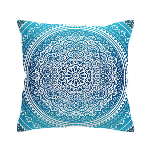 Bohemian Style Cushion Cover Crystal Arrays
