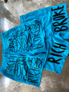 RB PAINTED SWIM TRUNK