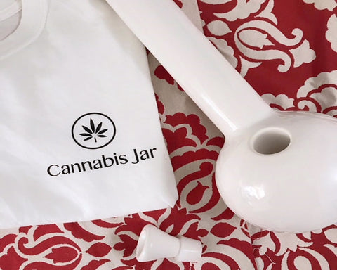 Cannabis Jar Tee