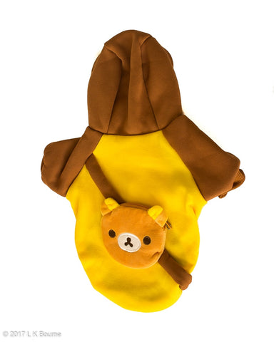 Baby Bear Dog Hoodie - Woof Suits