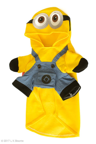 Minion Dog Costume - Woof Suits