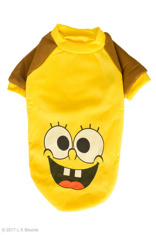 Sponge Bob Dog Sweater - Woof Suits
