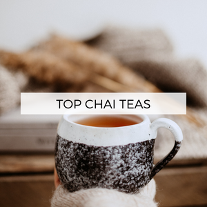 Our Saffron Chai is a Top Rated Tea!