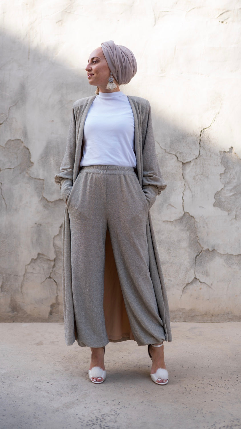 LOTTIE Slouch Trousers