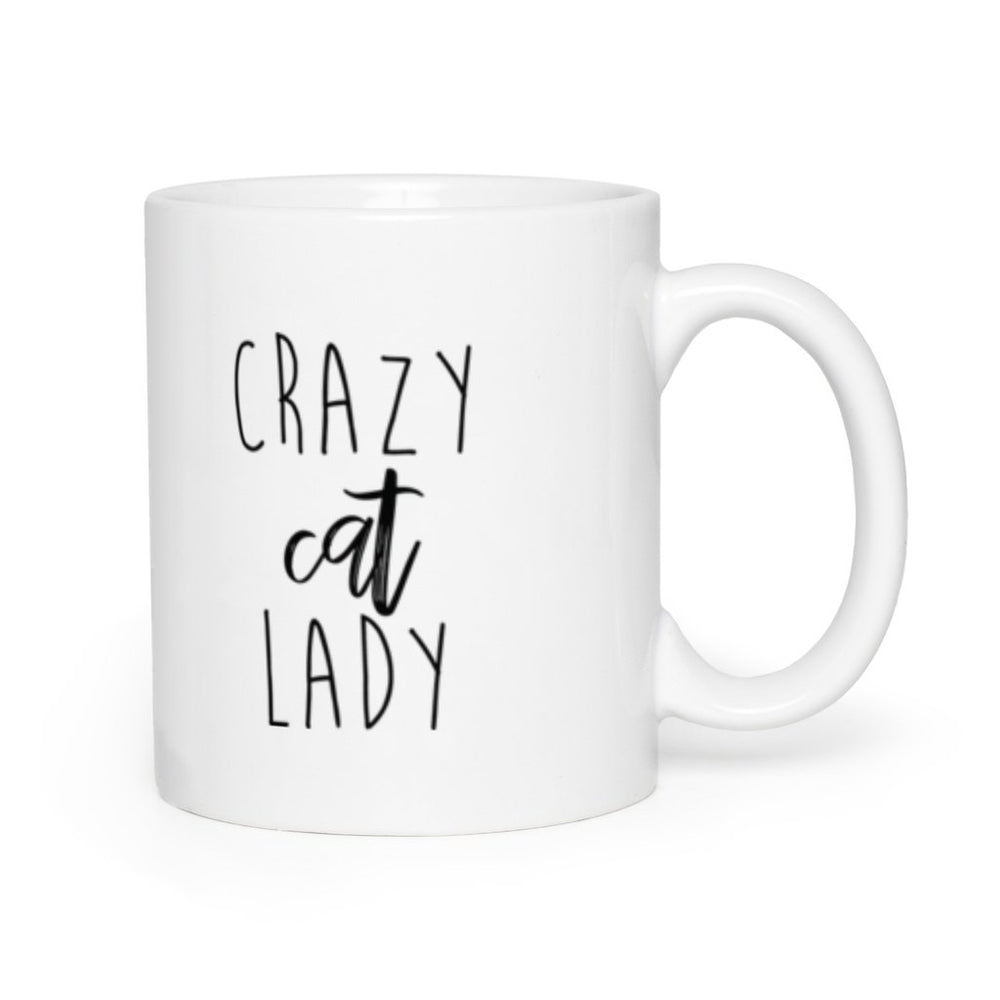 Crazy Cat Lady Mug - Urban Owl