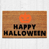 Happy Halloween Doormat - Urban Owl