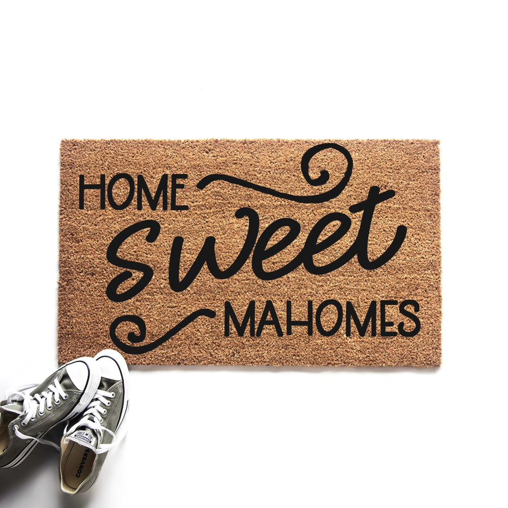 Home Sweet Mahomes Doormat