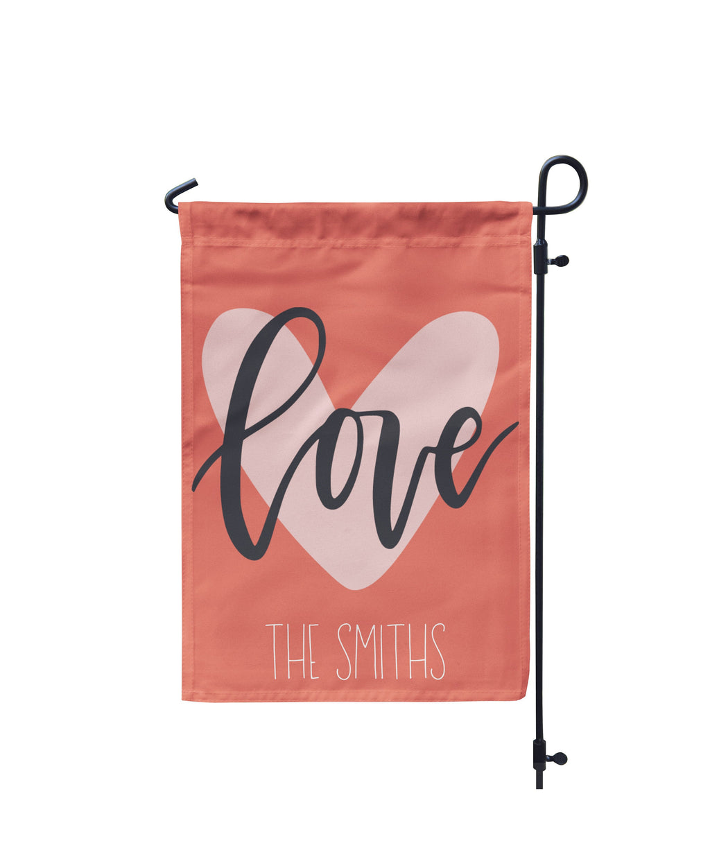 Personalized Valentine's Day Garden Flag - Urban Owl Co