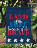 Patriotic Garden Flag - Urban Owl Co