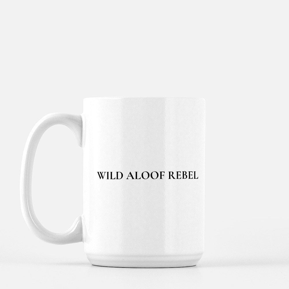 Wild Aloof Rebel Coffee Mug - Urban Owl