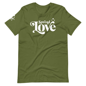 Spread Love Classic Men's T-Shirt