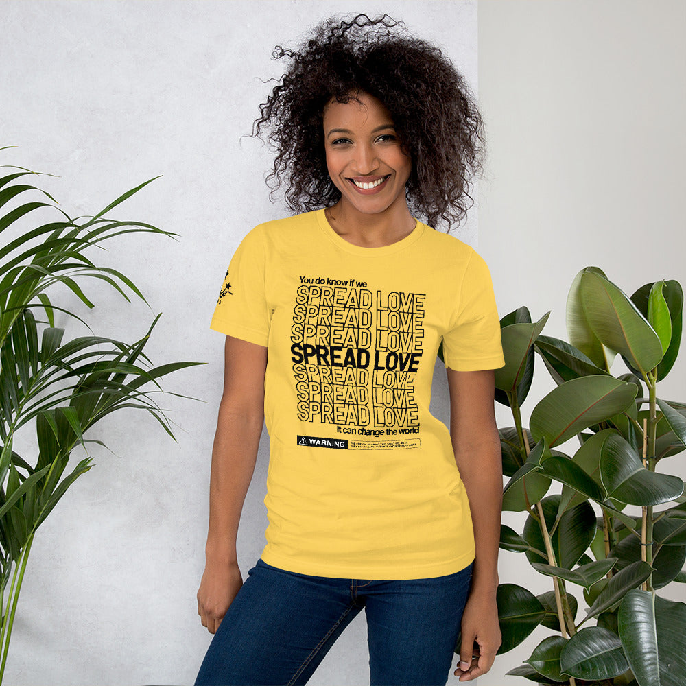 Change the World Womens T-Shirt