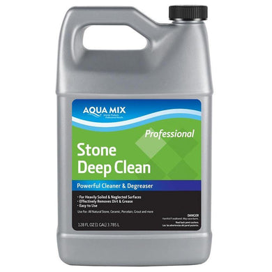 Aqua Mix Stone Deep Clean Powerful Cleaner and Degreaser 1 Gallon
