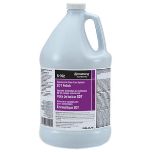 Armstrong Commercial S-392 SDT Static Dissipative Tile Polish 1 Gallon