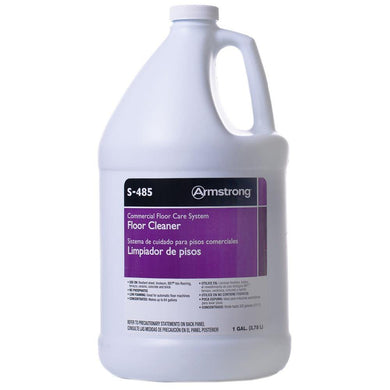 Armstrong Commercial S-485 Neutral No-Rinse Floor Cleaner 1 Gallon