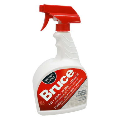 NEW Bruce Multi-Purpose Cleaner Multi-Surface for Floor Tile Vinyl Stone and Ceramic Spray 32 Fl Oz
