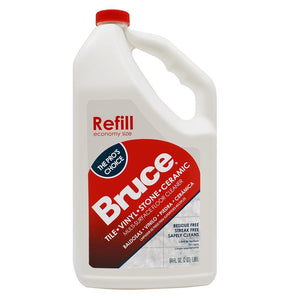NEW Bruce Multi-Purpose Floor Cleaner Multi-Surface Refill 64 Fl Oz