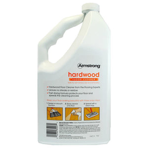 Armstrong Hardwood and Laminate Floor Cleaner Ready To Use Refill Citrus Fusion 64oz