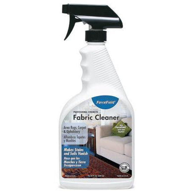 ForceField FabricCleaner for Area Rugs, Carpet & Upholstery 22oz Spray