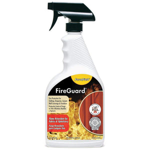 ForceField F FGD FireGuard Flame Retardant and Protection for Fabrics and Upholstery 22oz Spray