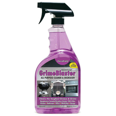 ForceField GrimeBlaster All-Purpose Cleaner & Degreaser RTU 32oz Spray