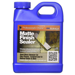 Miracle Sealants Matte Finish Sealer Color and Gloss Enhancement 32oz