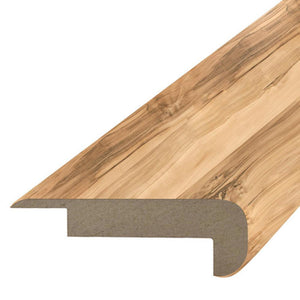 "Quick-Step Performance Accessories 78.7"" (2m) Overlap Stair Nose Profile in ColorFlaxen Spalted Maple U1417 Classic"