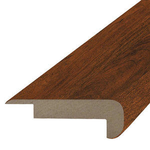 "Quick-Step Performance Accessories 78.7"" (2m) Overlap Stair Nose Profile in Color Everglades Mahogany U1270 Classic"