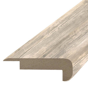 "Quick-Step Performance Accessories 78.7"" (2m) Overlap Stair Nose Profile in Color Antiqued Pine US3226 Elevae"