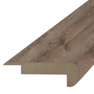 "Quick-Step Performance Accessories 78.7"" (2m) Overlap Stair Nose Profile in Color Terrain Oak US3227 Elevae"