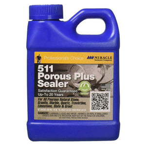 Miracle Sealants 511 Porous Plus Penetrating Sealer 16oz