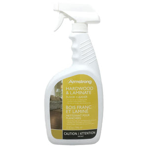 Armstrong S-302 Hardwood and Laminate Floor Cleaner Spray 32 Fl Oz
