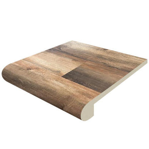 Resolve Floor SB-TC113 SPC Rigid Core 8 Ft Long Stair Board (2400 x 115 x 24mm) Walkabout