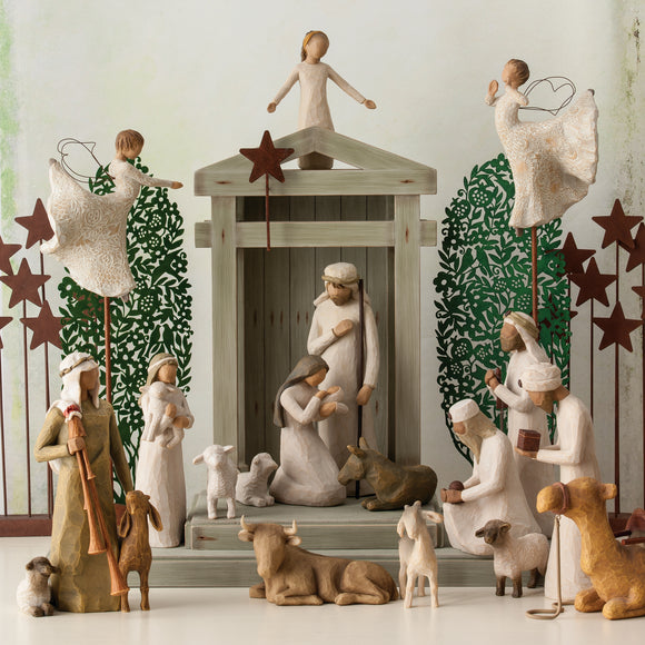 6 piece Nativity - Willow Tree Figurine
