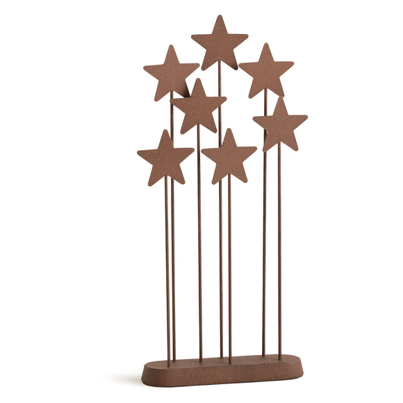 Metal Star Backdrop - Willow Tree Figurine