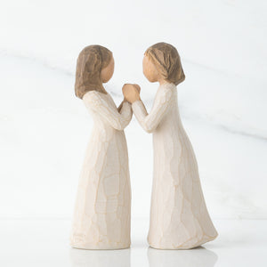 Sisters by Heart - Willow Tree Figurine