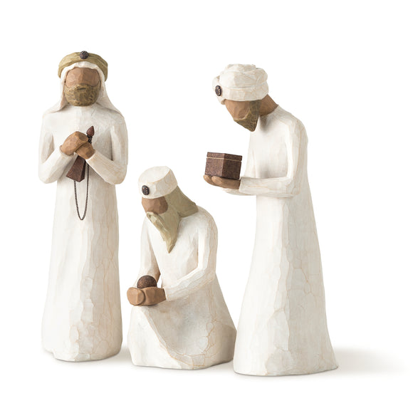The Three Wisemen - Willow Tree Figurine