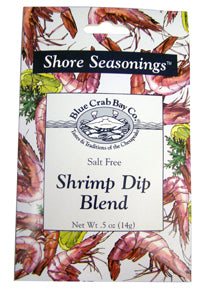 Shrimp Dip Blend - Shore Seasonings - Blue Crab Bay Co.