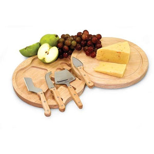 Picnic Time 'Circo' Cheese Board with Cheese Tools