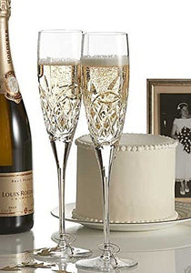 Waterford Millennium Collection Love Toasting Flutes