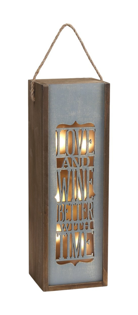 Love and Wine - Lantern - Demdaco
