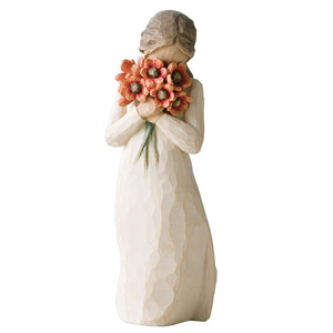 Surrounded by Love - Willow Tree Figurine