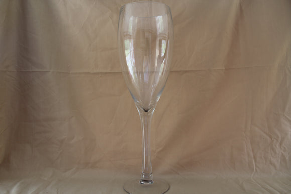 19.5 inch tall Big Wine Glass