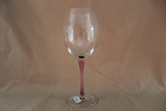 Wine Things - Etched Wine Glass