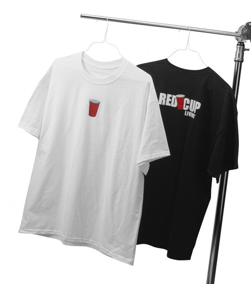 Red Cup Living T-Shirt XL black