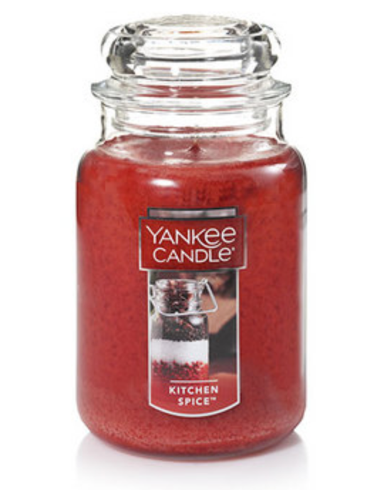 Kitchen Spice - Yankee Candle