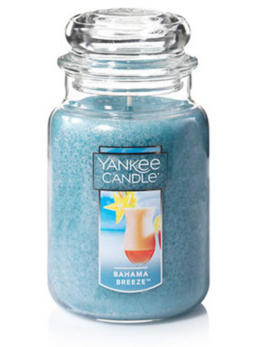 Bahama Breeze - (fragrance) Yankee Candle