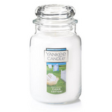 Clean Cotton (fragrance) - Yankee Candle